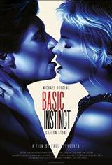 Basic Instinct - Uncensored Affiche de film