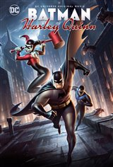Batman and Harley Quinn Movie Poster Movie Poster