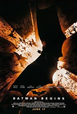 Batman Begins Movie Poster Movie Poster