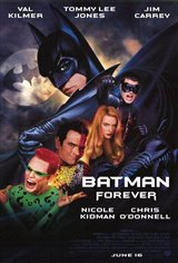 Batman Forever Movie Poster