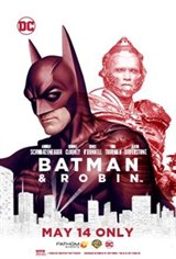 Batman & Robin Event Movie Poster
