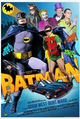 Batman: The Movie (1966) Movie Poster