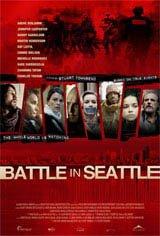Battle in Seattle Movie Poster