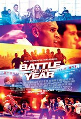 Battle of the Year Movie Poster Movie Poster