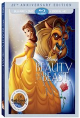 Beauty and the Beast: 25th Anniversary Edition Movie Poster Movie Poster