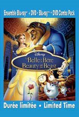 Beauty and the Beast: Diamond Edition Movie Poster Movie Poster