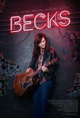 Becks Large Poster