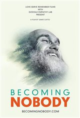 Becoming Nobody Affiche de film