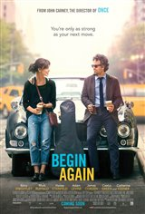 Begin Again Movie Poster Movie Poster
