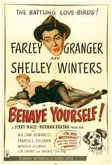 Behave Yourself! Movie Poster