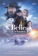 Belle et Sébastien 3 : Le dernier chapitre Affiche de film
