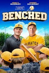 Benched Large Poster