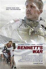 Bennett's War Movie Poster