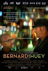 Bernard and Huey Affiche de film