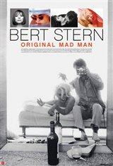 Bert Stern: Original Madman Movie Poster Movie Poster