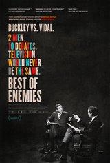 Best of Enemies Movie Poster