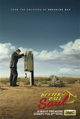 Better Call Saul - Season 1 Movie Poster