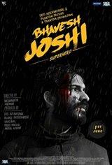 Bhavesh Joshi Superhero Affiche de film