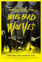 Big Bad Wolves Movie Poster Movie Poster