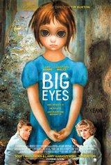 Big Eyes Movie Poster Movie Poster