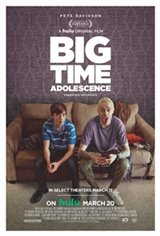 Big Time Adolescence Large Poster