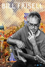 Bill Frisell: A Portrait Movie Poster