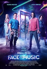 Bill & Ted Face the Music Movie Poster Movie Poster