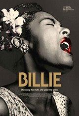 Billie Large Poster