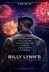 Billy Lynn's Long Halftime Walk Movie Poster Movie Poster