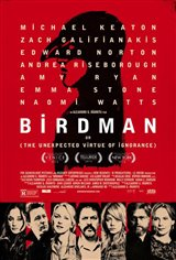 Birdman or (The Unexpected Virtue of Ignorance) Movie Poster