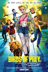 Birds of Prey Movie Poster Movie Poster