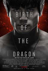 Birth of the Dragon Affiche de film