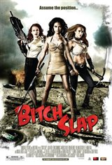 Bitch Slap Large Poster
