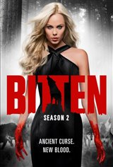 Bitten: The Complete Second Season Movie Poster