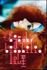 Bjork: Biophilia Live Movie Poster