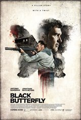 Black Butterfly Movie Poster Movie Poster