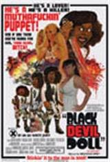 Black Devil Doll Movie Poster
