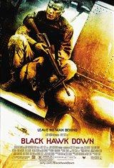Black Hawk Down Movie Poster Movie Poster