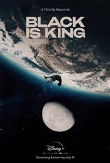 Black Is King (Disney+) Affiche de film