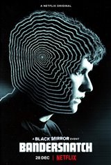 Black Mirror: Bandersnatch (Netflix) Movie Poster