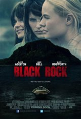 Black Rock Movie Poster Movie Poster