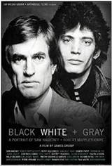 Black, White + Gray: A Portrait of Sam Wagstaff and Robert Maplethorpe Movie Poster