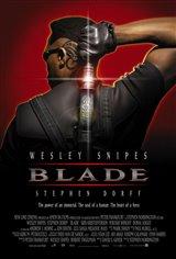 Blade (1998) Movie Poster