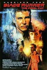 Blade Runner: The Final Cut Movie Poster Movie Poster