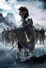 Blanche-Neige et le chasseur Movie Poster