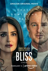 Bliss (Amazon Prime Video) Movie Poster