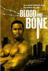 Blood and Bone Movie Poster Movie Poster