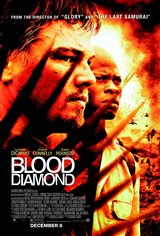 Blood Diamond Movie Poster Movie Poster