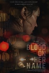 Blood on Her Name Large Poster