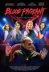 Blood Pageant Affiche de film